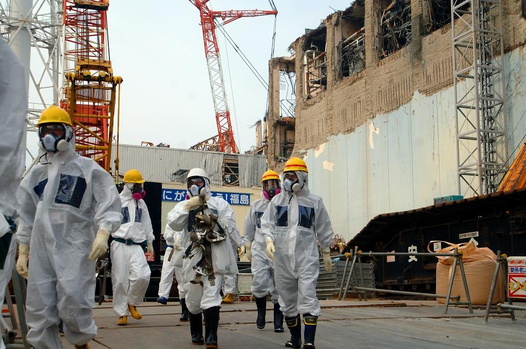 利用机器人回收福岛和其他退役核电站中的放射性残留物