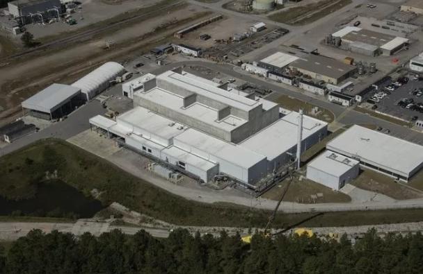 美国萨凡纳河场址盐废物处理设施(SWPF)完成热试