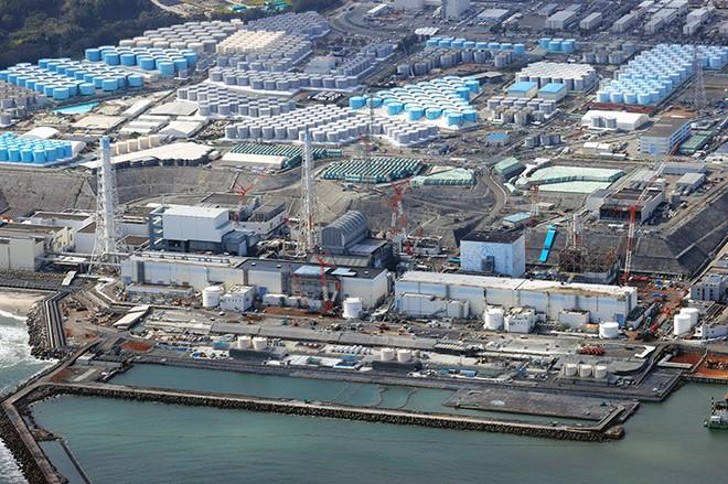 福岛第一核电站内的高辐射设施可能会延迟退役过程