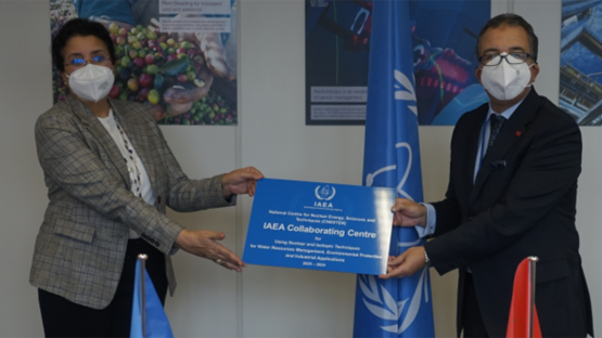 国际原子能机构扩大与摩洛哥核合作关系 帮助非洲推广核技术