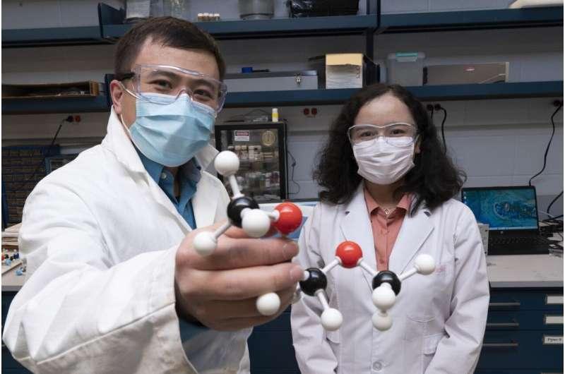 研究人员使用超亮X射线识别氢化锂和新型氟化锂