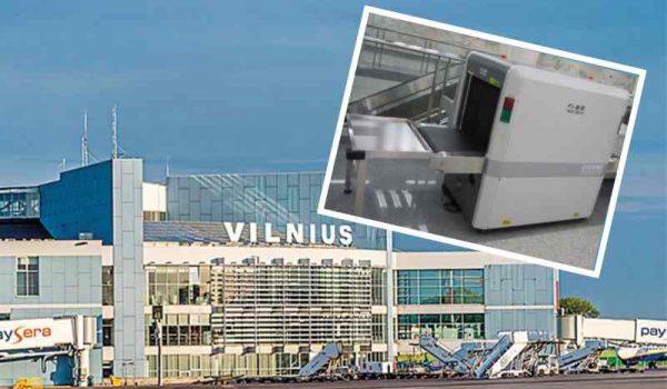 基于安全疑虑 立陶宛禁用中国同方威视机场安检设备