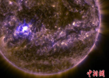 俄罗斯科学家计划绘制太阳辐射全光谱  揭示太阳耀斑特性