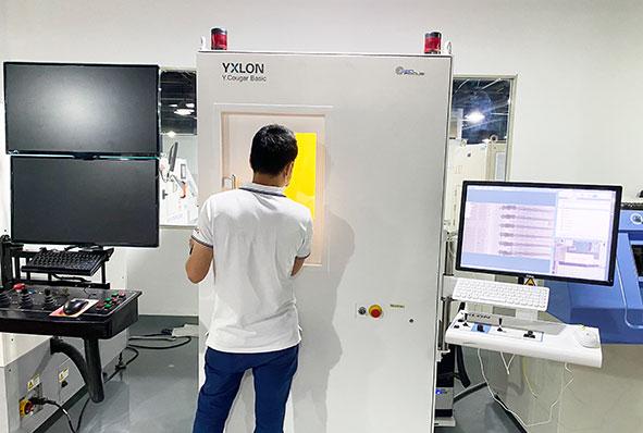 X射线检测设备的工作原理