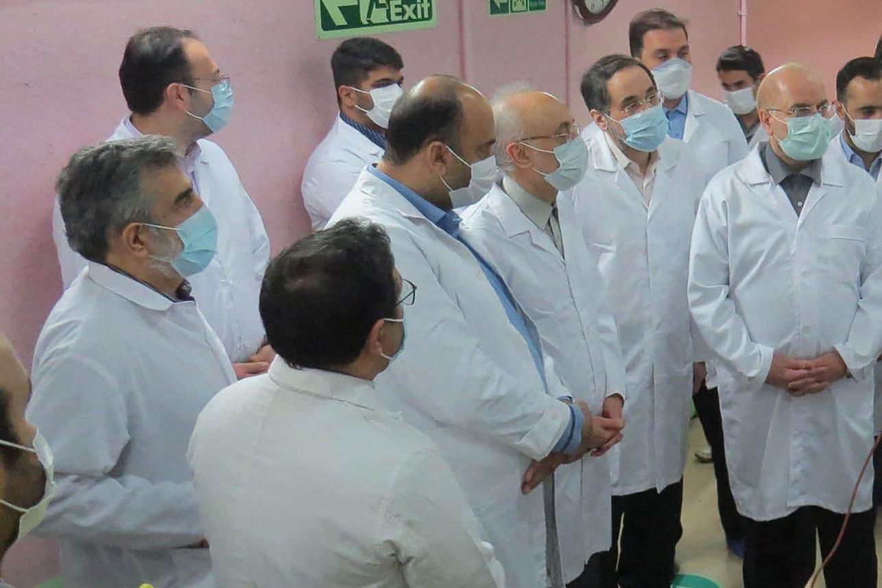 联合国核监督机构在伊朗现场发现令人不安的铀痕迹