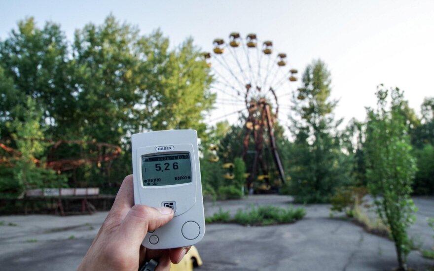 立陶宛和美国将合作进行放射学监测