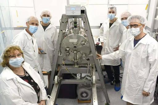 以色列发射研究纳米卫星以测量太空辐射