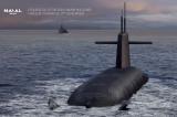 法国第三代核动力弹道导弹潜艇计划进入全面开发阶段