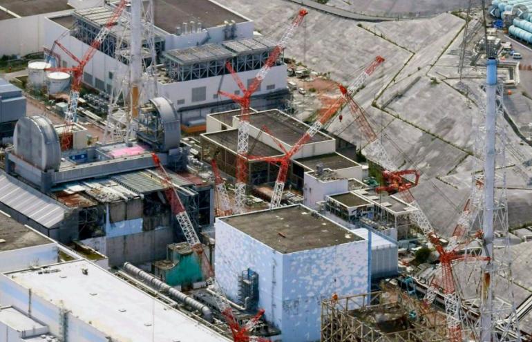 东京电力未能修复福岛核电站破裂的地震仪