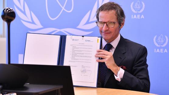 粮农组织与国际原子能机构携手应对动植物疫病风险
