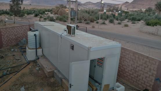 国际原子能机构利用同位素技术为约旦提供淡水资源