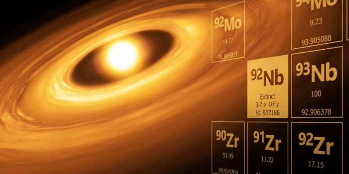 研究人员利用不稳定同位素来确定早期太阳系事件的年代