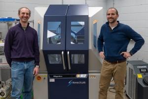 X射线设备进一步推动了奥本大学的可再生能源研究
