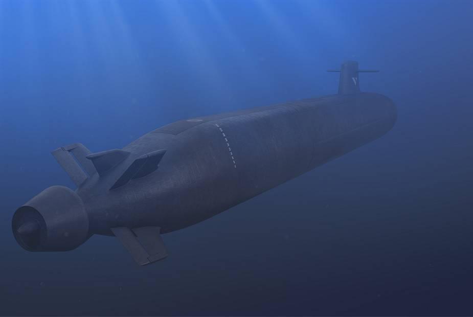 法国为何要研制新核潜艇?新核潜艇将如何发展?