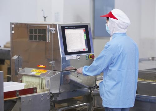 """利用""""核辐射""""产生的X射线检测食品异物会对身体有害吗?"""