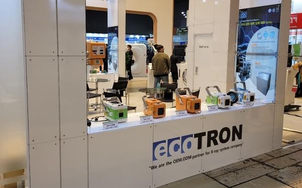 便携式X射线成像设备在韩国国际医疗设备展览会上引起关注
