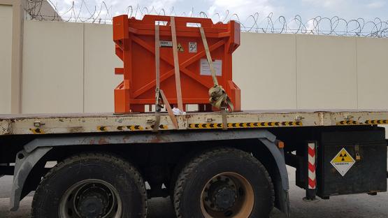 国际原子能机构促进安全可靠地清除巴林废弃的密封放射源