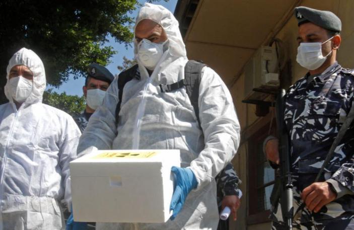 黎巴嫩南部一仓库中发现存有危险的高纯度核材料