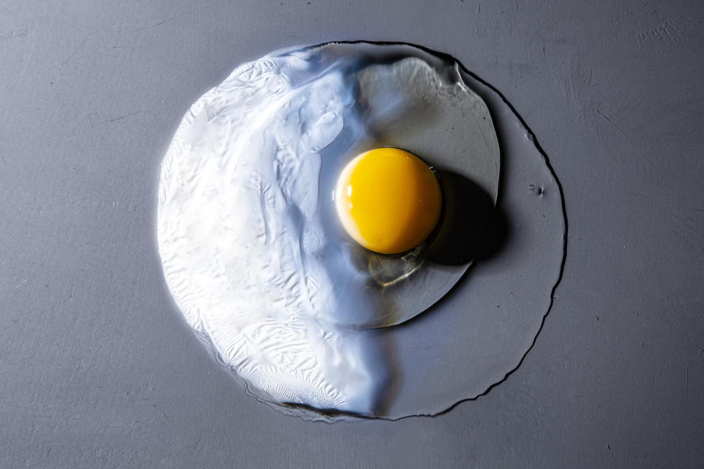 X射线源PETRA III分析:一颗鸡蛋从生到熟发生了什么?