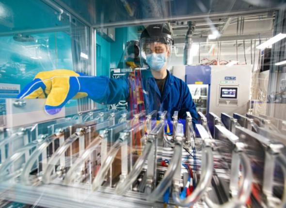 COSMIC X射线仪揭示有关单个电池颗粒的关键信息