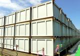 福岛工厂从生锈的容器中溢出放射性物质