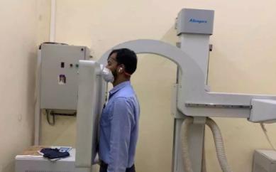 DRDO手臂开发AI工具以检测胸部X射线中的Covid