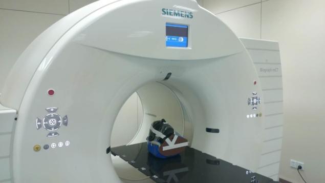 PET/CT扫描验证碳离子治疗期间的剂量