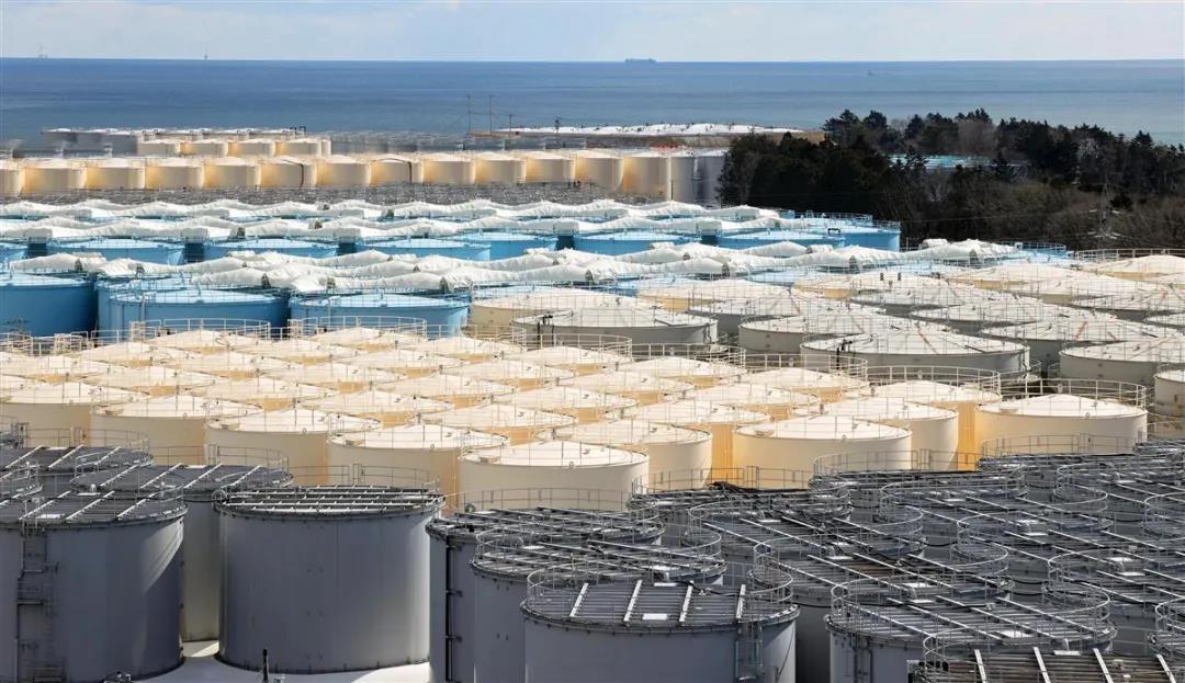 东京电力公司提出两套排放福岛核污水方案