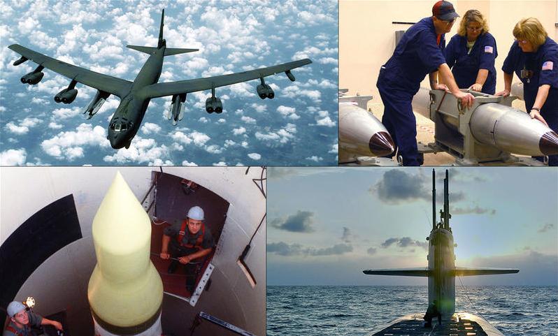 <p>美国会预算办公室预测美国核力量支出将增加</p>