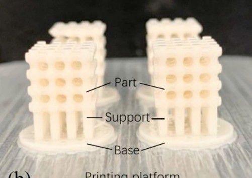 <p>中国科学家取得核燃料发射3D打印陶瓷突破</p>
