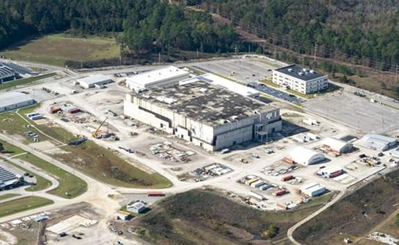 <p>倡导者担心萨凡纳河遗址新项目会产生成吨的核废料</p>