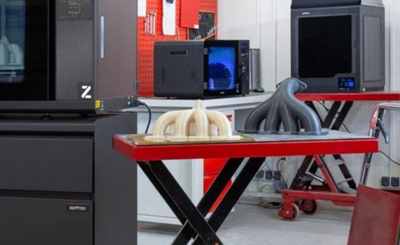 <p>ZORTRAX 推出新型太空级 Z-PEEK 3D 打印长丝</p>
