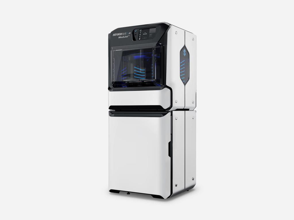 Stratasys推出J5 Medijet医疗3D打印机