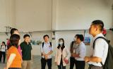 生态环境部华北核与辐射安全监督站对内蒙古包头放射性废物库进行安全检查