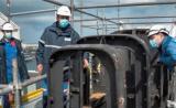"""法国""""珀尔""""号核潜艇维修工作取得重大进展"""